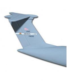 Maquette métal C-5B Galaxy - 1/500e