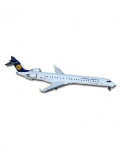 Maquette métal CRJ900 Lufthansa Regional - 1/500e