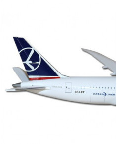 Maquette métal B787-800 LOT Polish Airlines - 1/500e