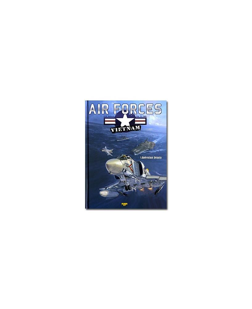Air Forces : Vietnam - Tome 1 : Opération Desoto