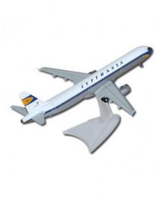 Maquette résine A321-200 Lufthansa Livrée Rétro - 1/200e