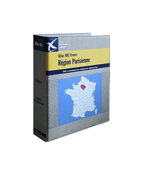 Atlas de cartes V.A.C. Région Parisienne