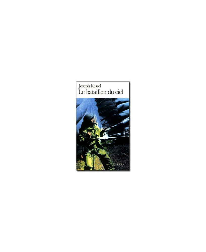 Le bataillon du ciel (Folio)