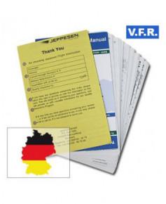Trip kit V.F.R. Manual Allemagne