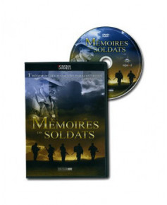 D.V.D. Mémoires de soldats