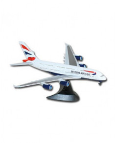 Maquette métal A380-800 British Airways - 1/500e