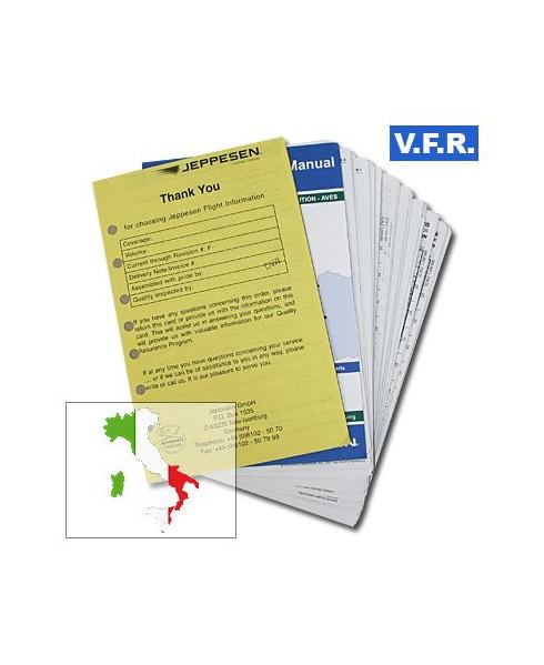 Trip kit V.F.R. Manual Italie et Malte