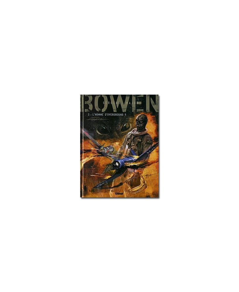 Bowen - Tome 2 : L'homme d'overground 9
