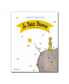 Le Petit Prince - Edition cartonnée