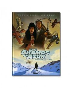 Les Champs d'Azur - Pack tomes 1 et 4
