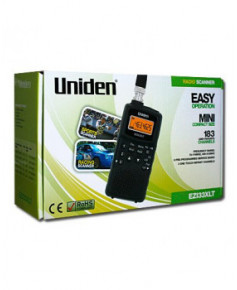 Récepteur Uniden EZI33XLT