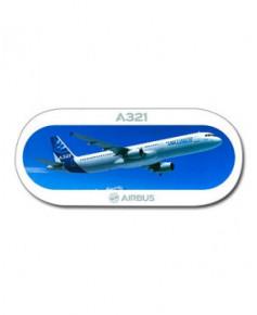 Autocollant A321