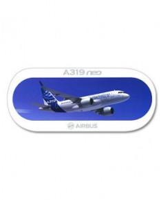 Autocollant A319neo