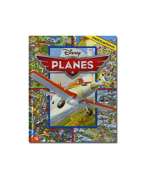 Planes - Cherche et trouve