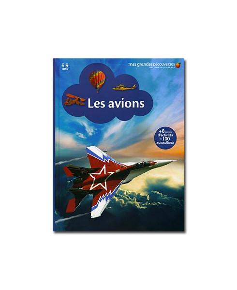 Les avions (Gallimard Jeunesse)