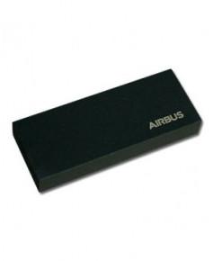 Porte-clés A350 XWB fibre de carbone