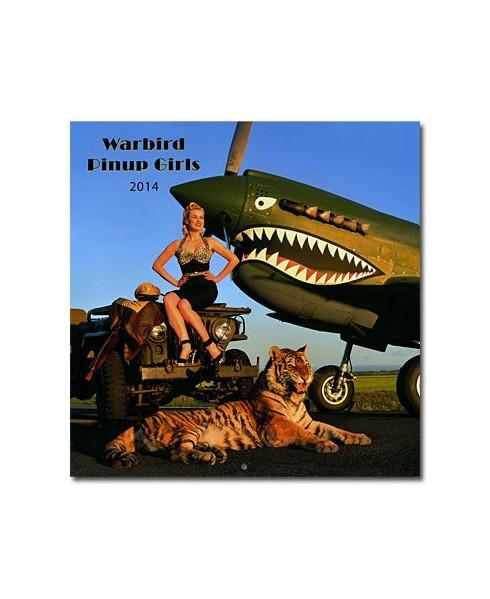 Calendrier Warbird Pinup Girls 2014