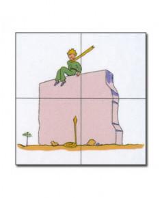 Le Petit Prince - Premiers cubes pour les bébés