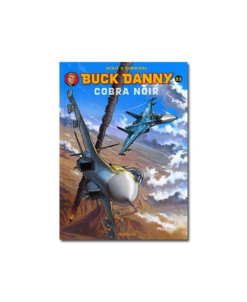 Buck Danny - Tome 53 : Cobra Noir