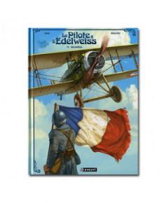 Le Pilote à l'Edelweiss - Tome 3 : Walburga