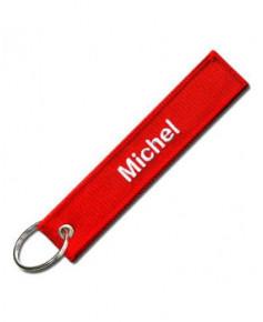 Porte-clés Remove Before Flight / Michel