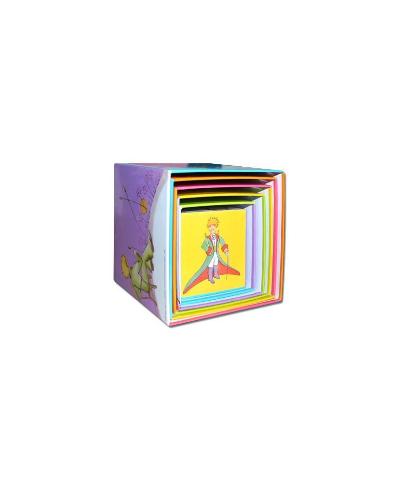 Cubes gigognes Petit Prince