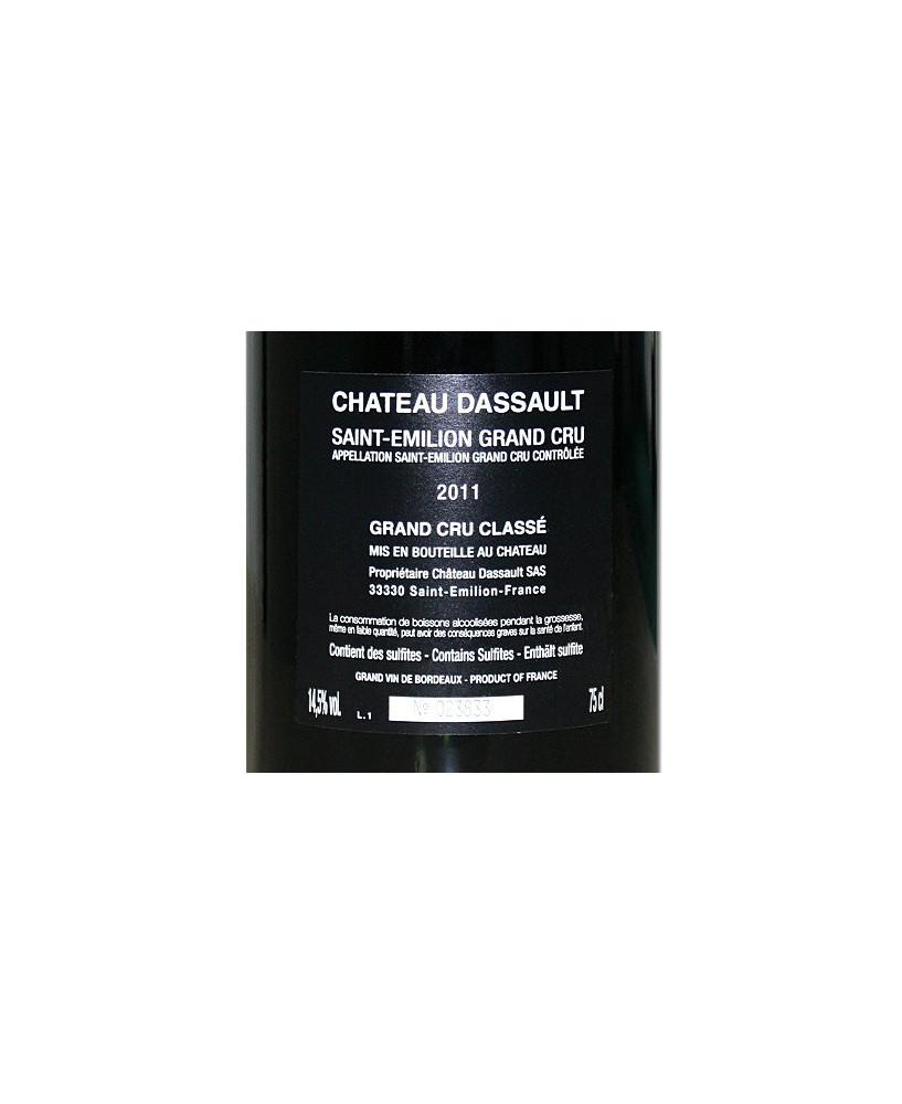 Château Dassault - 2011 - Saint-Emilion Grand cru classé