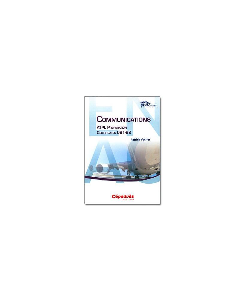 E.N.A.C. Communications. A.T.P.L. Preparation Certificates 091-92