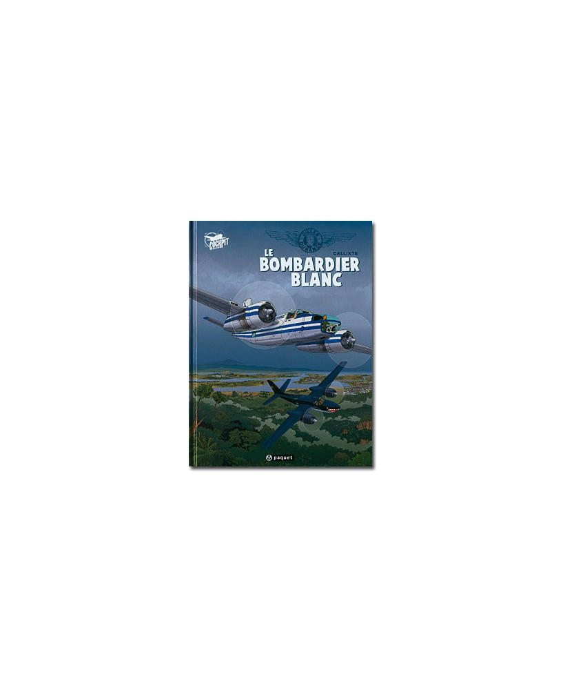 Gilles Durance - Tome 1 : Le bombardier blanc