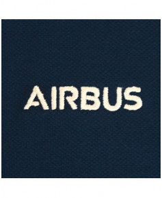 Polo bleu marine foncé Airbus - Taille M