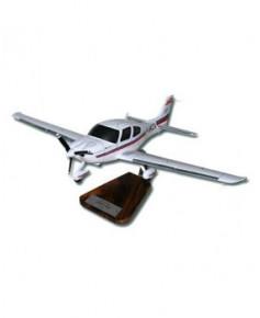 Maquette bois SR22 Cirrus Armée de l'Air