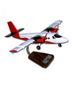 Maquette bois DHC6 Twin Otter