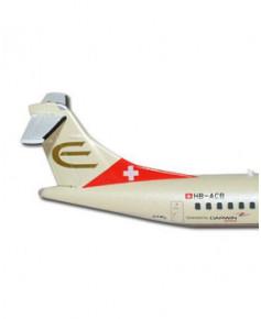 Maquette métal ATR72-500 Etihad Régional - 1/200e