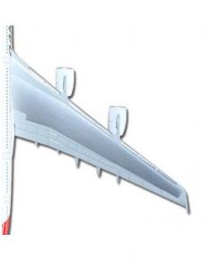 Maquette métal A380-800 Qantas - 1/500e