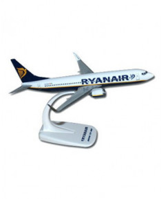 Maquette plastique B737-800 Ryanair - 1/200e