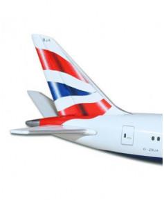 Maquette métal B787-8 Dreamliner British Airways G-ZBJA - 1/500e