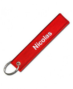 Porte-clés Remove Before Flight / Nicolas