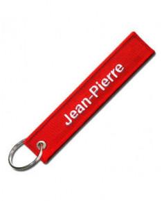 Porte-clés Remove Before Flight / Jean-Pierre