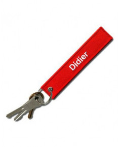 Porte-clés Remove Before Flight / Didier