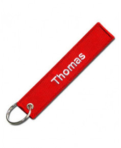 Porte-clés Remove Before Flight / Thomas