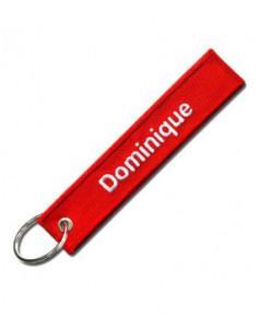 Porte-clés Remove Before Flight / Dominique