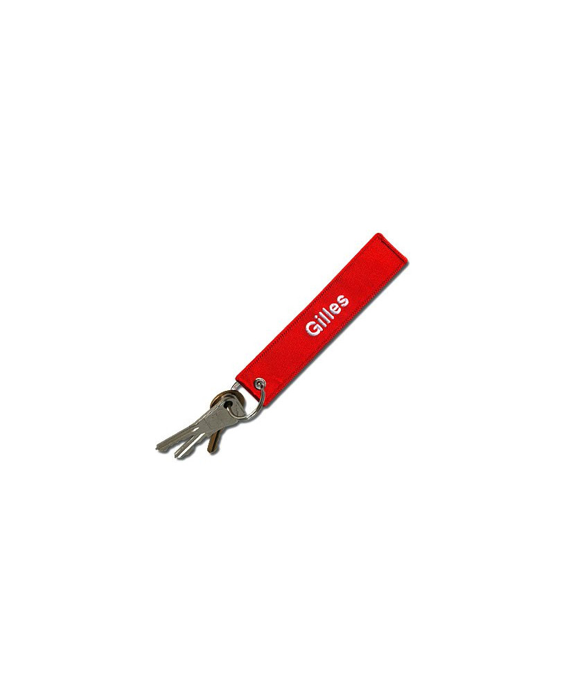 Porte-clés Remove Before Flight / Gilles