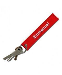 Porte-clés Remove Before Flight / Emmanuel