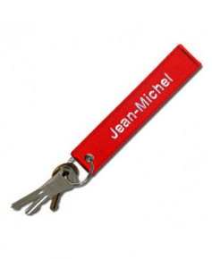 Porte-clés Remove Before Flight / Jean-Michel