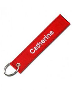Porte-clés Remove Before Flight / Catherine