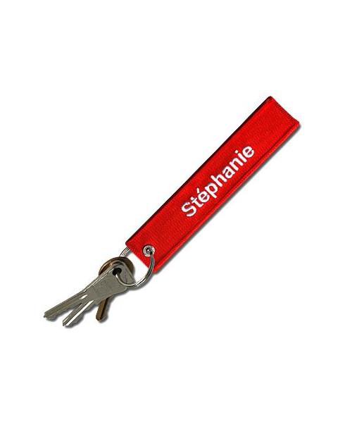 Porte-clés Remove Before Flight / Stéphanie