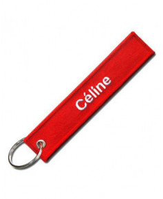 Porte-clés Remove Before Flight / Céline