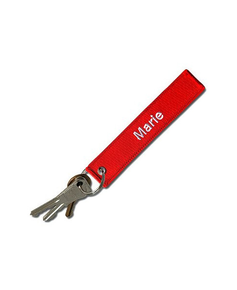 Porte-clés Remove Before Flight / Marie