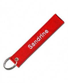 Porte-clés Remove Before Flight / Sandrine