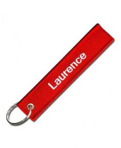 Porte-clés Remove Before Flight / Laurence